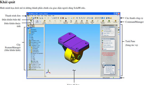 user Guide SolidWorks